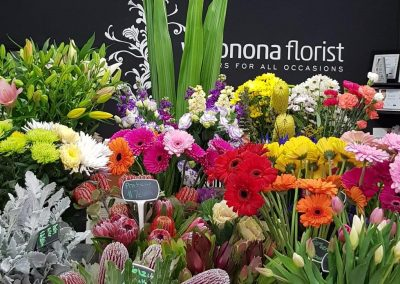 flower display 13th june